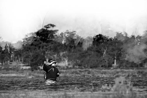 Polaroiding Hugh Maltby Arthurs Lake