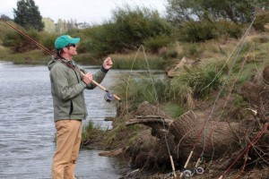 Simon Gawesworth shares spey casting knowledge